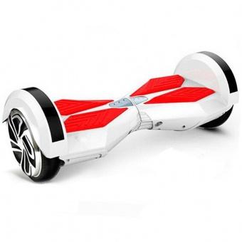 Гироскутер Smart Balance Whell 8 Бело-Красный