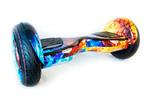 Гироскутер Smart Balance Premium Самобаланс и Арр 10.5 Лед и Огонь