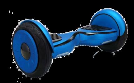 Гироскутер Smart Balance Premium Самобаланс и Арр 10,5 Синий Матовый