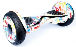 Гироскутер Smart Balance Premium Самобаланс и Арр 10.5 Граффити