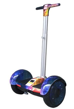 Сигвей с ручкой Smart Balance А8 + Самобаланс Галактика