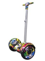 Сигвей с ручкой Smart Balance А8 + Самобаланс Хип-Хоп