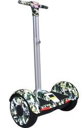 Сигвей с ручкой Smart Balance А8 + Самобаланс Камуфляж