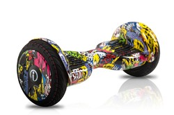 Гироскутер iBalance Premium Самобаланс и Арр 10.5 Хип-Хоп