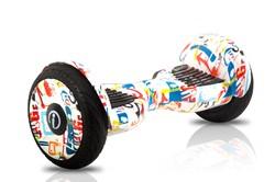 Гироскутер iBalance Premium Самобаланс и Арр 10.5 Граффити