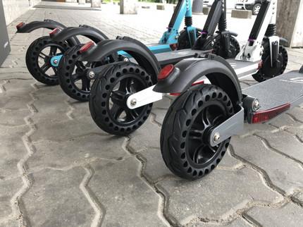 Электросамокат Kugoo-S3 Pro Gray Jilong