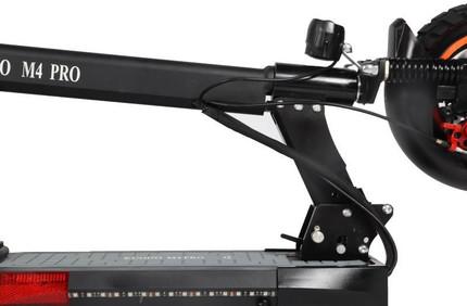 Электросамокат Kugoo M4 Pro 600W 13500AH