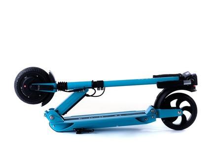 Электросамокат KUGOO-S3 Blue Jilong