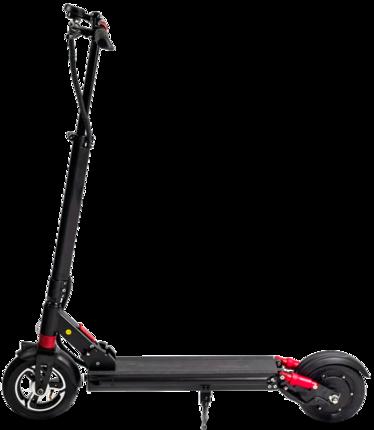 Электросамокат KUGOO X1 Черный 600W 13000AH