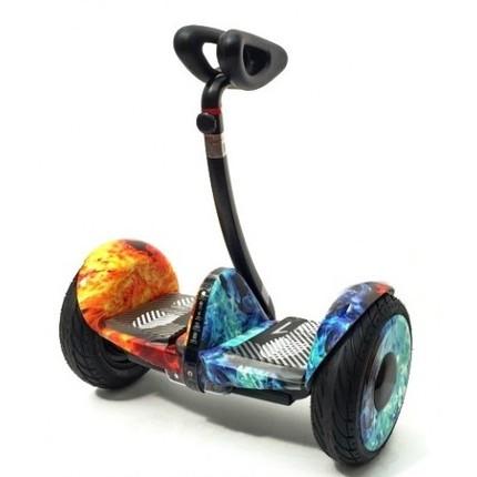 Mini Robot Лед Огонь